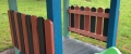 g) Detský altánok malý so sedením