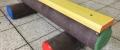 h) Kladina 180-250 cm sedenie lavička