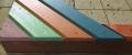 a) Sandpit, prismatic H-90x90-2500