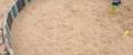 c) Sandpit, plate D-130x35-2000