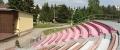 a) Amphitheater d-120x50, d-130x35, Sitzung