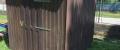 c) Stredný altánok 2x2, Pergola