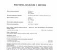Protokol o skúške - strana 1